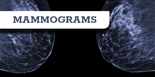 Mammograms in two views